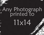 Any Print - 11x14