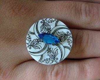 Royal Deco Ring