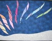Southern Lights Art Quilt