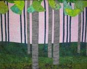 Daybreak Art Quilt