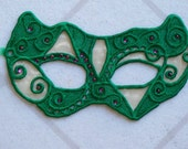 Lace Mask for Mardi Gras