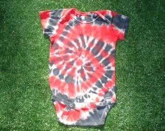24mo. Tie Dyed Bodysuit