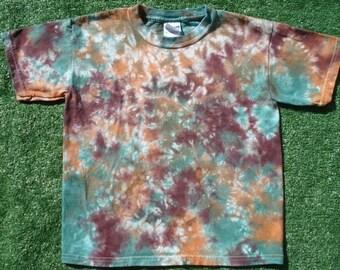 Med. youth Tie Dye Tshirt