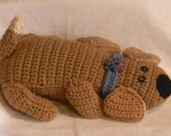 Crochet Puppy Pattern PDF