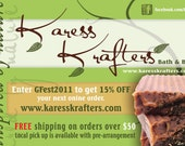 Ad for Karess Krafters