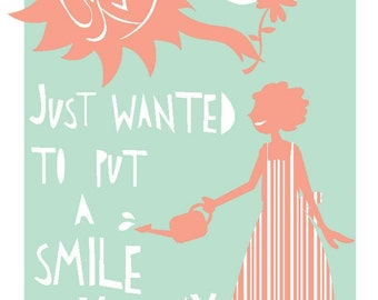 Smile on Your Day Card (set of 2)