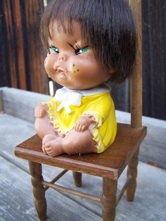 Pouting Baby Dolls Baby Doll Bank ◅ ▻