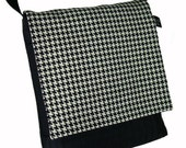 The Messenger- Classic Houndstooth