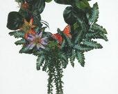 Rainforest Passion wreath
