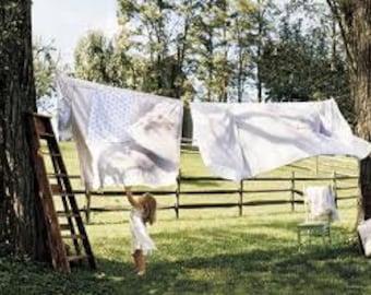 6 pack Clean Cotton Soy Votives