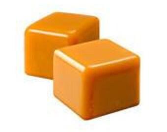 6 Pack Caramel Soy Votives