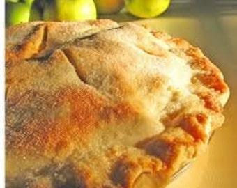 6 Pack Hot Baked Apple Pie Soy Votives