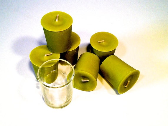 6 pack Grapefruit Soy Votives