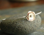 Single Tea Rose Bangle