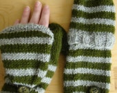 Reserved Listing for Lori - Flip Top Mittens
