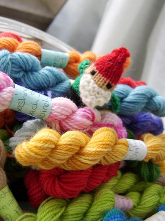 Mochimochi Mini Mania - Mini Skeins Fingering Sock Yarn Kit (14) - Limited Edition