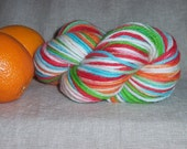 Helium - Hand-dyed Wool Yarn, Bulky