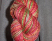 Allegheny Autumn - Hand-dyed Wool Yarn, Worsted