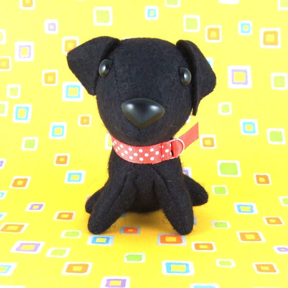 RESERVED FOR SWEETLYPINK Palm Puppy Black Lab