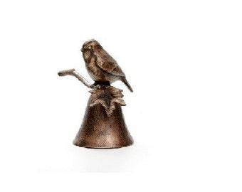 Bronze Bell - Chickadee bell