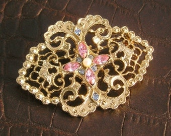 Sparkly Vintage Brooch