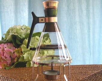 Vintage Syrup or Coffee Warmer