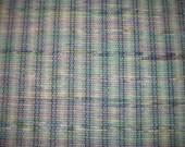 Large Hand Woven Rag Rug