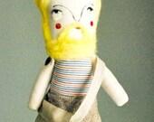 Carmen art doll-reserved