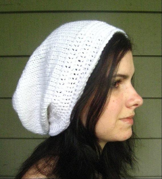 Tam Hat Knitting Pattern Free : Knit and Crochet Pattern Twilight Rosalie Cullen by ...