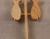 Wooden Toy Woodpeckers
