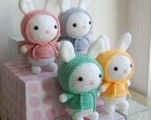 Bunny Gurumi Crochet Pattern