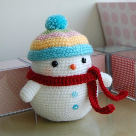 Snowman Gurumi