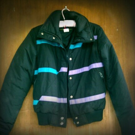 Vintage Breezin Jacket Ski Wear Size M