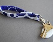 Wrist Lanyard / Key Chain / Key Fob / Key Holder - Jerez Purple