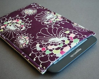 Nook HD Plus Case / Nook Glowlight Plus Case / Nook Simple Touch / Nook Tablet Case - Telkari Purple