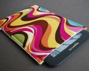 Kindle Fire HD Case / Kindle Oasis Case / Kindle Fire HDX Case / Nook hd Plus / Nook HD Case - Hippie Wave