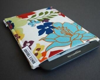 Nook Case / Kindle Case / Kobo Case / eReader Cases -  Wildflowers