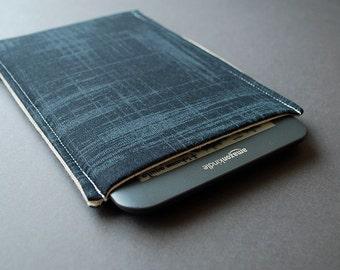 Nook HD Plus Case / Nook Glowlight Plus Case / Nook Simple Touch - Paintbrush Black