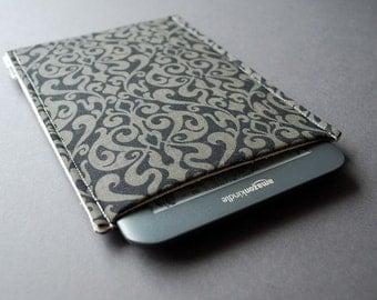 Kindle Paperwhite Case / Kindle Fire HD Case / Kindle Fire HDX Cover / Kindle Voyage Case - Damask Night