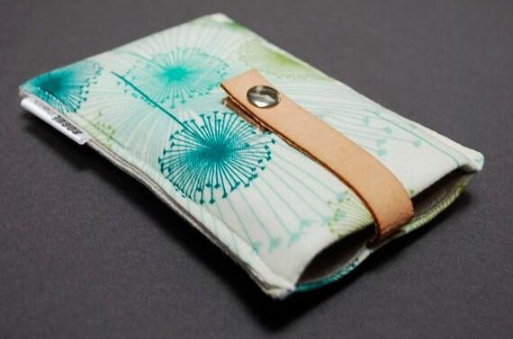 iPhone 7 Plus Sleeve - iPod Nano Case - iPhone 7 Sleeve - Wildfield Greens