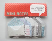 5 packs of Mini Notes (wholesale)