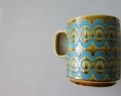1970's Mid Century Mug by John Clappison for Hornsea