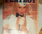One randomly selected vintage Playboy magazine