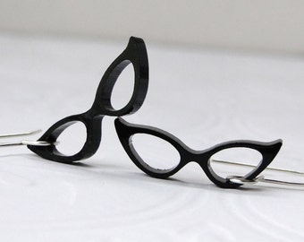 Maude's Eyeglasses Earrings