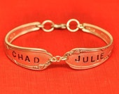 Beautiful Personalized Spoon Bracelet
