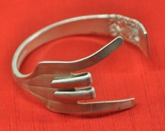 ROCK ON Fork Bracelet