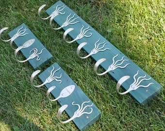 3 Turquoise Coat Racks Combo Available in Any Color