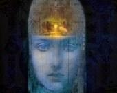 DIVINE NATURE- The Art of Greg Spalenka- 2009 Calendar (Collectors Item)