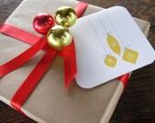 Retro Cards, Retro Christmas Gift Tags