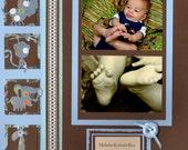 Custom Baby Book for Julie